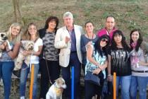 """Un  """"Dog Park"""" ad Allumiere grazie alla sinergia tra Università Agraria e Comune di Allumiere"""