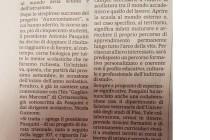 L'Università Agraria di Allumiere entra nelle scuole e nel mondo accademico